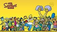 一意ポスター's The SimpsonsゲームTVシリーズポスター/印刷12x 18インチウルトラHD Multicolour Unframed Rolled Great Wall Décor