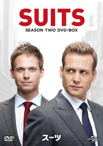 SUITS/スーツ シーズン2DVD-BOXの詳細を見る