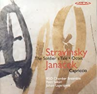 Stravinsky/Janacek: the Soldie