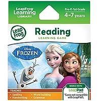 LeapFrog Disney Frozen Learning Game (for LeapPad Platinum LeapPad Ultra LeapPad2 LeapPad3) [並行輸入品]