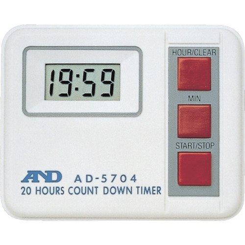 デジタルタイマー20時間形タイマー AD5704