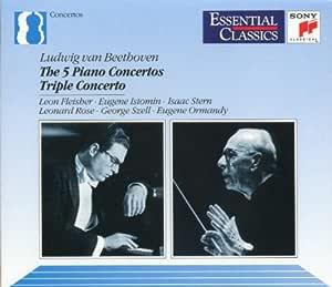 Beethoven;5 Piano Concerti