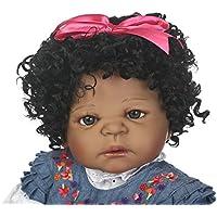 SanyDoll Rebornベビー人形ソフトSilicone 22インチ55 cm磁気Lovely Lifelike Cute Lovely Baby b0763 m4zn1