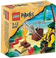 レゴ (LEGO) パイレーツ 海賊のサバイバル 8397
