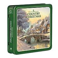 Thomas Kinkade-Country Christmas
