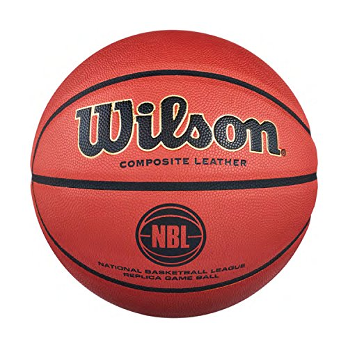 Wilson NBL Replica Game Basketball, Size 7