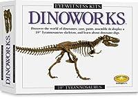 Eyewitness Kits PerfectCast Dinoworks 19 Tyrannosaurus Rex Casting Kit [並行輸入品]