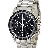 オメガ スピードマスター 手巻き メンズ 腕時計 311.30.42.30.01.006 ブラック [並行輸入品]