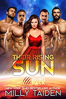 Their Rising Sun (Daeria World) (Wintervale Packs Book 1) by [Taiden, Milly]