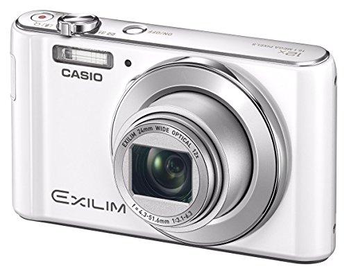 CASIO デジタルカメラ EXILIM EX-ZS240WE...