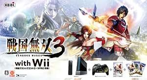 戦国無双3 with Wii (クロ) (特製クラシックコントローラPRO同梱) 【メーカー生産終了】