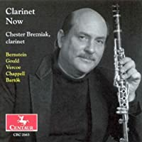 Clarinet Now: Brezniak(Cl), Etc