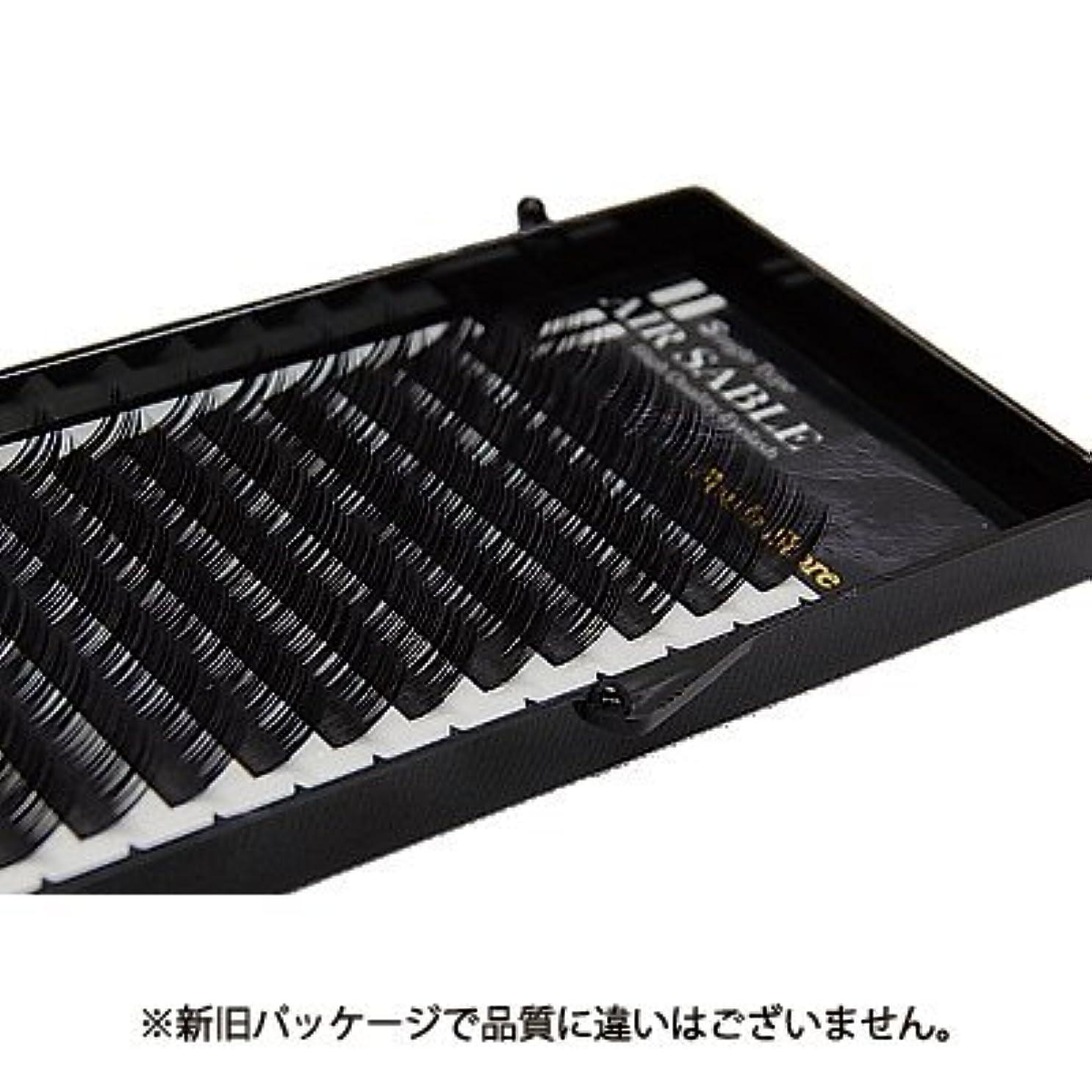 ペインティング開発幸運なことに【フーラ】エアーセーブル シート 12列 Cカール 10mm×0.15mm