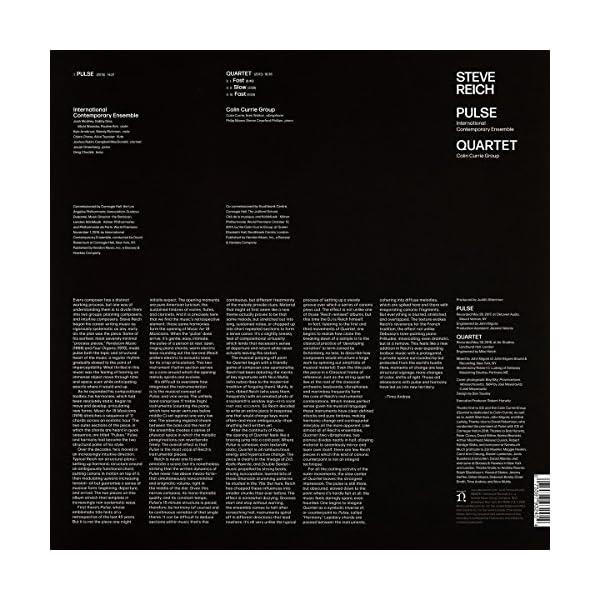 PULSE/QUARTET [LP] [12 ...の紹介画像2