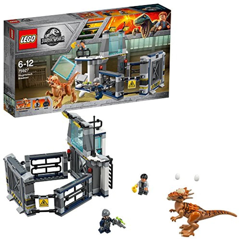 レゴ(LEGO)ジュラシック?ワールド スティギモロクの研究所大脱走 75927