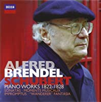 Franz Schubert: Piano Works 1822-1828 by Alfred Brendel (2011-01-11)