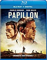 Papillon [Blu-ray]【DVD】 [並行輸入品]