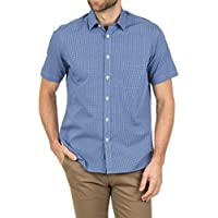 Blazer Men's Evan Short Sleeve Check Shirt