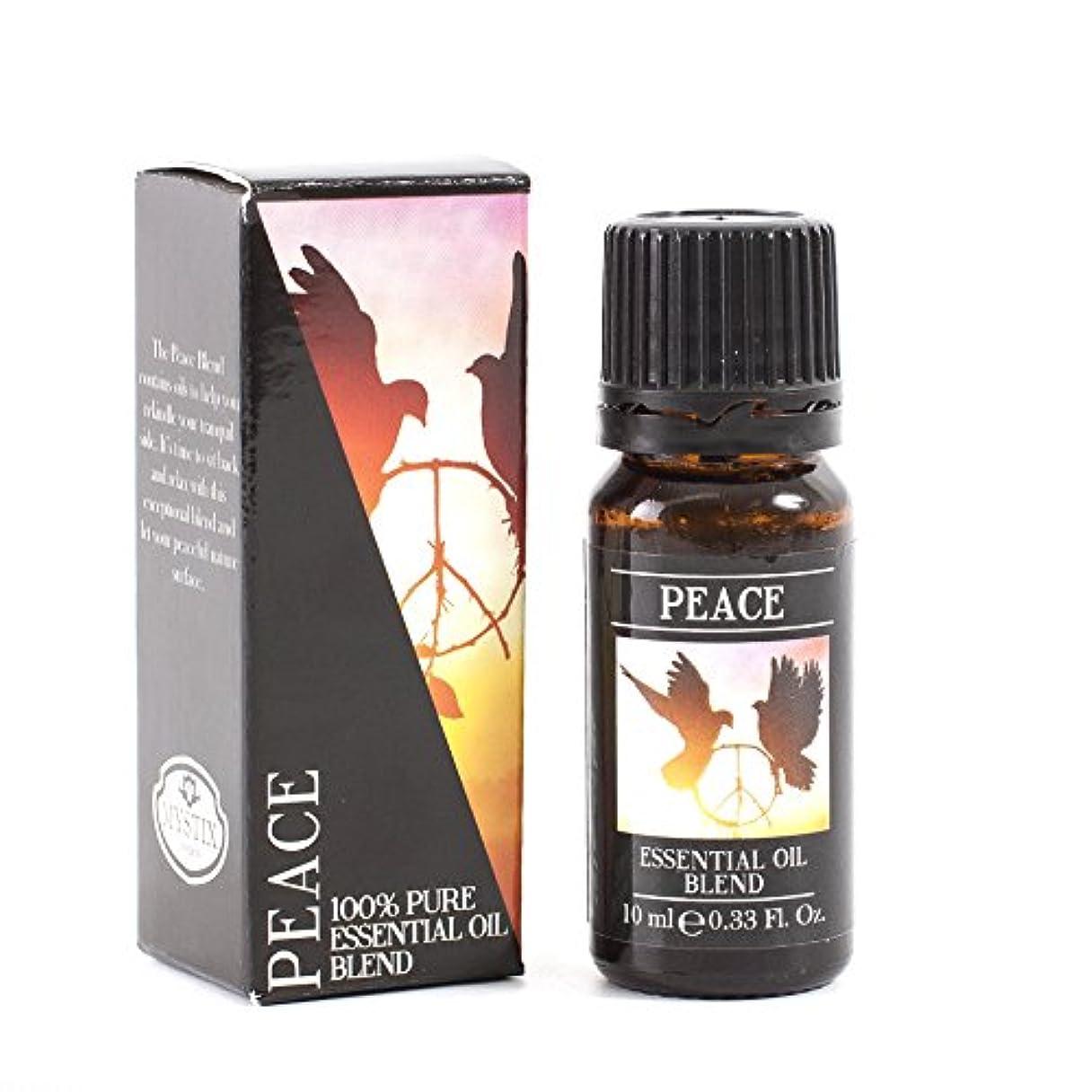 セッション強盗追跡Mystic Moments | Peace Essential Oil Blend - 10ml - 100% Pure