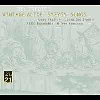 Vintage Alice / Sygzy / Songs by TREDICI DAVID DEL