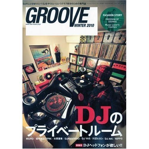 GROOVE WINTER 2010 サウンド&レコーディング・マガジン2010年2月号増刊