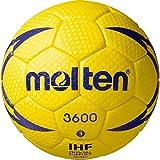 molten(モルテン) ヌエバX3600 ハンドボール3号 屋外グラウンド用 [ 国際公認球・検定球 ] H3X3600