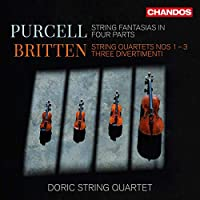 String Fantasias in Four