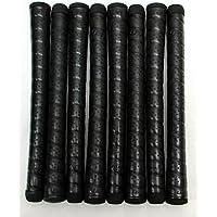 8 Winn Excel Standard Black Grips - 18200