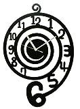JAM デザイン時計 EDDY TIME ブラック JMC-CL?0002