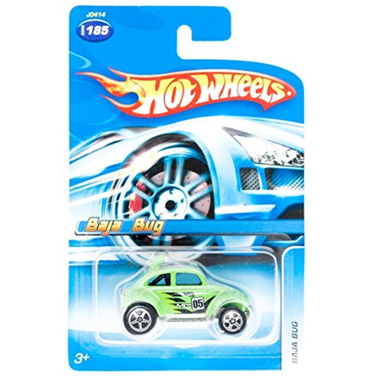 2005 Hot Wheels Kar Keepers Exclusive Baja Bug Green #2005-185