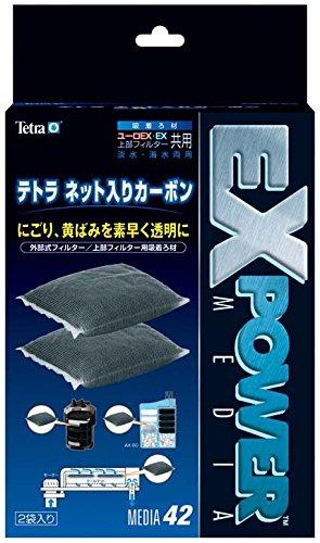 テトラ (Tetra) ネット入りカーボン 2袋入