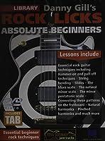 Rock Licks for Absolute Beginners [DVD]