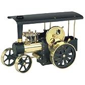 蒸気エンジン付トラクター Model D406