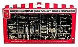 AMT 1/25 クライスラー&シェビー・コーヴェア エンジンパーツセット プラスチックモデルキット AMTPP010