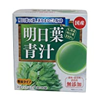 新日配薬品 九州産明日葉青汁 3g×40包×10個