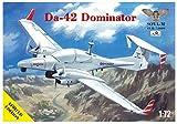 エイビス 1/72 オーストリア Da-42ドーミネーター無人観測機 (SOVA-Mブランド) プラモデル AVS72009