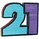 21st Birthday Pinata