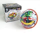 Milkee  ギフト 教育玩具  知育玩具 3D立体迷宮ボール 子供用 138関 知能 おもちゃ クリスマスプレゼント