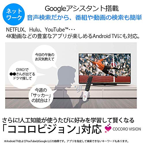 SHARP『AQUOS8K液晶テレビAX1ライン(8T-C80AX1)』