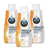 【まとめ買い】 ジョイ ミラクルクリーン 泡スプレー 食器用洗剤 フレッシュシトラスの香り つけかえ用 300mL×3個