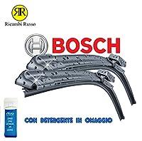 BOSCH GERMANY OEM AUDI A4 A5 A7 Q5 RS5 S4 S5 フロントガラスワイパーブレードセット フロントアウディ 09-12 AerotwinTM 2個