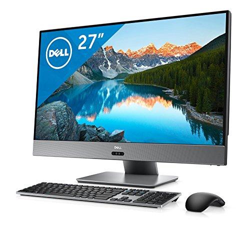 【AMD Ryzen 7 1700】Dell デスクトップパソコン Inspiron 27 27インチ4K一体型パソコン