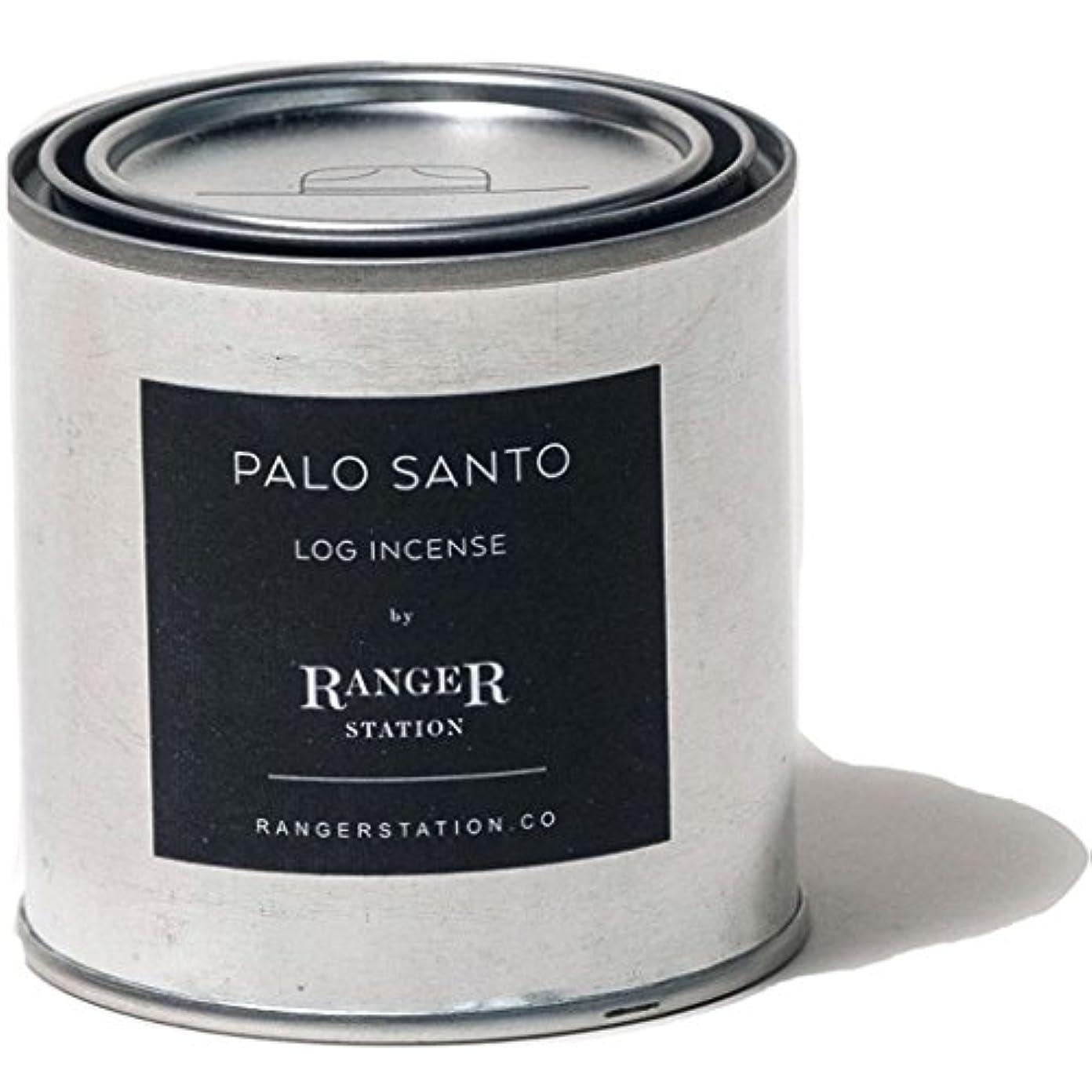 自動的に屈辱するしたいRangerステーション天然木製お香ログ  Palo Santo