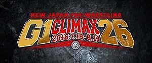 G1 CLIMAX 2016 [DVD]
