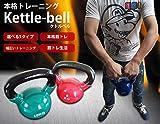 プーマ 水着 【 全 5 種 類 】 スポーツ 体幹 ケトルベル 筋 トレ ( 4 kg ) SD-KETBELL-4
