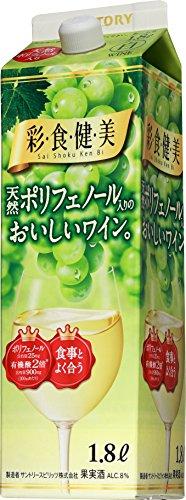 彩食健美 白 1.8L