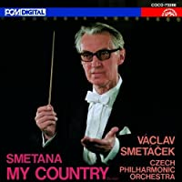 Smetana: My Country by Vaclav Smetacek (2012-06-20)