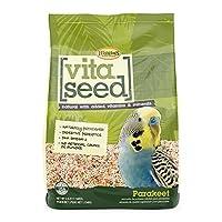 Higgins Vita Seed Parakeet Food, Large by Higgins