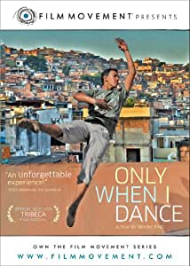 Only When I Dance [DVD] [Import]