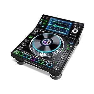 Denon DJ SC5000 Prime DJメディアプレーヤー 7インチ高解像度マルチタッチディスプレイ